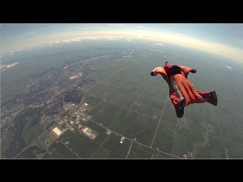 Summerfest 2013 Skydiving – Wingsuits, Tailgates, 120fps Fun