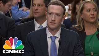 Download Video Mark Zuckerberg: We Don't Use Mobile Device Microphones To Listen In On Users | CNBC MP3 3GP MP4