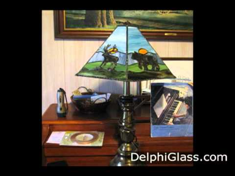 2012 Light Up Our Blog Lamps Contest Slideshow | Delphi Glass