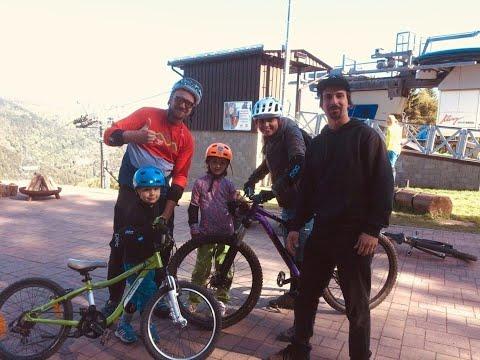 Bikepark Klíny 2019
