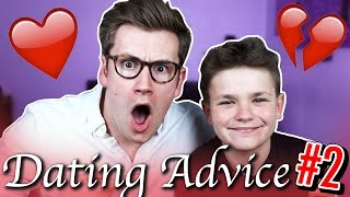 Welcome back to some more dating advice from my 14 year old brother James!Please don't take our advice.► Subscribe To See More :) - http://bit.ly/OliWhiteTV► ORDER THE TAKEOVER NOW! - http://www.gen-next.co.uk▶︎ (UK) ORDER GENERATION NEXT - http://amzn.to/1QkOuMw▶︎ (USA) http://bit.ly/GenNextUSBookMY INSTAGRAM: @OliWhiteTVMY TWITTER: @OliWhiteTVMY SNAPCHAT: OliWhite1MY FACEBOOK: fb.com/OliWhiteTVFOLLOW JAMES ON TWITTER: @JamesWhite_TVFOLLOW JAMES ON INSTAGRAM: @JamesWhite_TV