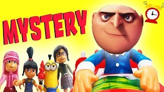 Video Don't Wake Daddy Gru Mystery Game Clue Episode w Minions, Blind Bags, Learn Colors & Numbers! MP3, 3GP, MP4, WEBM, AVI, FLV Agustus 2017