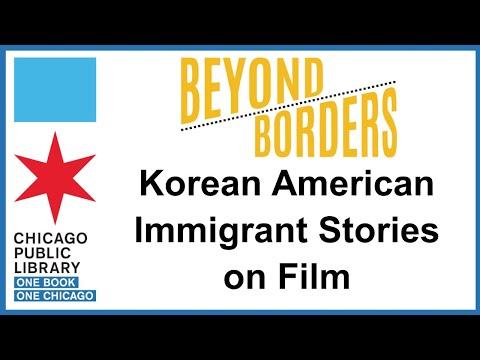 Korean American Stories on Film