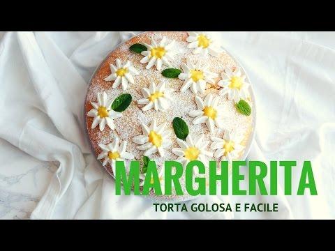 torta margherita speciale - ricetta