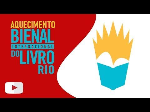 AQUECIMENTO | BIENAL NO LIVRO RIO - 2019