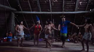 Video ALMA ESTRELLA BAILANDO AL RITMO DE LOS NATIVOS BORAS EN LA SELVA DEL PERU MP3, 3GP, MP4, WEBM, AVI, FLV Juli 2018