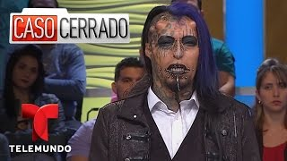 Video Caso Cerrado | Baby Satanic Sacrifice? 😈 | Telemundo English MP3, 3GP, MP4, WEBM, AVI, FLV Juni 2018