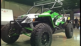10. 2014 Arctic Cat Wildcat X
