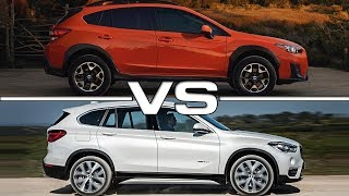 2018 Subaru Crosstrek vs 2016 BMW X1Song: United [Rewind Remix Release]Music provided by Rewind Remix https://goo.gl/08ZthIArtist: HWN & Rob!n