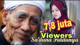 Video 😭😭 Terharu..!!! Sa'duna fiddunya | Qosidah kesukaan Mbah Maimun Zubair | Khani MP3, 3GP, MP4, WEBM, AVI, FLV Agustus 2019