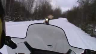 10. BRP Grand Touring 1200 Ski-Doo