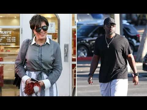 Kris Jenner And Boyfriend Corey Gamble Attending Nori's Birthday Bash