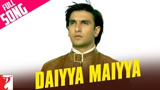 Nonton Daiyya Maiyya   Full Song   Kill Dil   Ranveer Singh   Ali Zafar   Parineeti Chopra Film Subtitle Indonesia Streaming Movie Download
