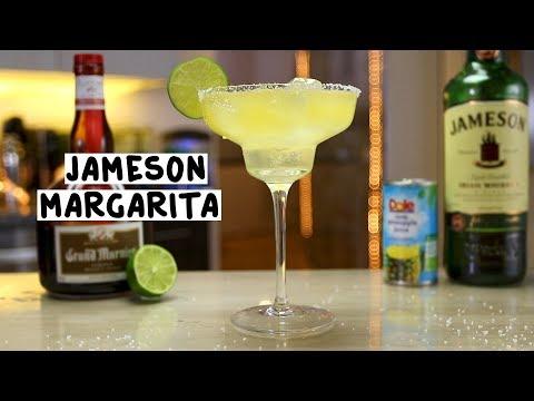 Jameson Margarita - Tipsy Bartender