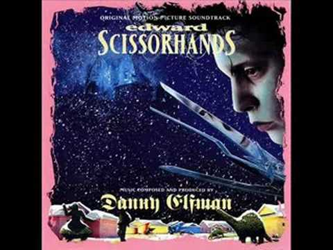Danny Elfman considers his score for Edward Scissorhands to be his most personal & favorite work.