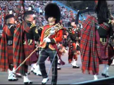 Military Tattoo Edinburgh Scotland 2008