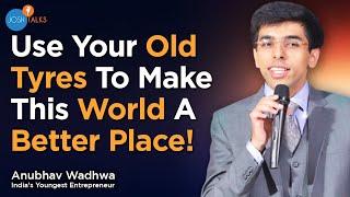 Take this 14 year old boy's vision seriously | Anubhav Wadhwa