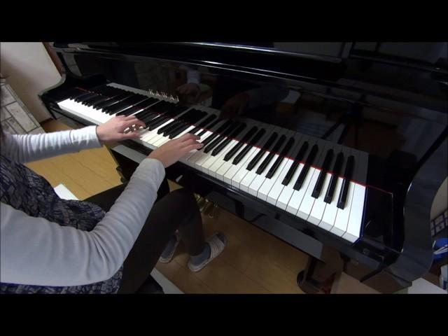 「プレ・インベンション50番」 をピアノで弾いてみた♪