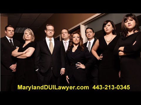 Arrested in Maryland on a DUI?  See this DUI Lawyer…