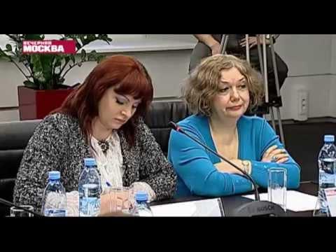 Наталья Толстая - Круглый стол. Семья XXI века