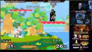 Dancebox vs. Mew2King (Funny Hbox video)