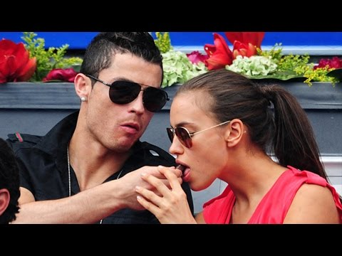 A Beautiful Story Of Cristiano Ronaldo And Irina Shyak | Te Amo.
