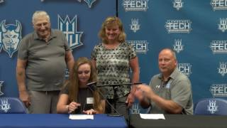Lawrence Tech Women's Volleyball Signing Day thumbnail