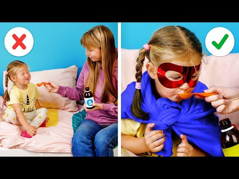 OTHERS vs SMART PARENTS || Totally Helpful Hacks To Simplify Parents' Life