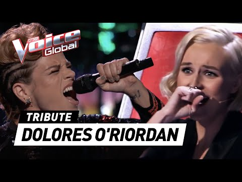 Video In Loving Memory of Dolores O'Riordan - THE CRANBERRIES | The Voice Global download in MP3, 3GP, MP4, WEBM, AVI, FLV January 2017