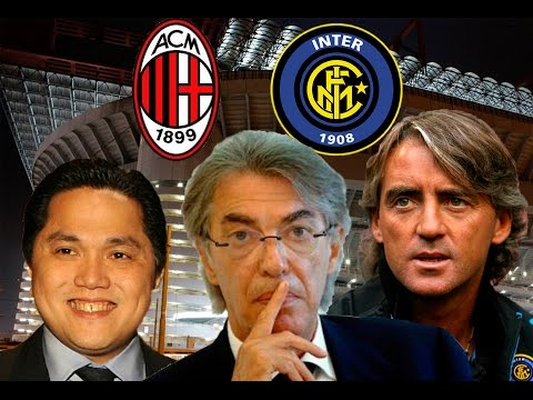 Derby a casa Moratti (Parodia)