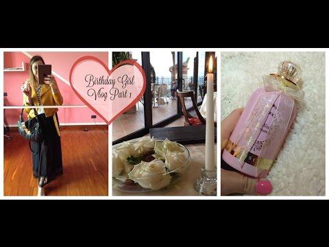 Birthday girl VLOG part I ❤ Idea outfit giacca gialla zara 2016