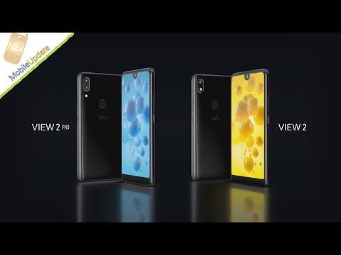 Wiko เปิดตัว View 2, View 2 Pro หน้าจอ 19:9 พ่วง 3 พี่น้อง View Max, View Lite และ View Go