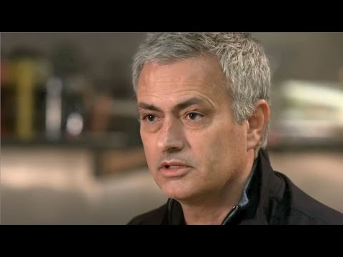 Jose Mourinho on Lionel Messi (Interview) (видео)