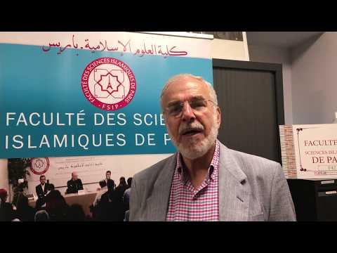 Dr.Ihsan BAADARANI soutient la FSIP Faculté des sciences islamiques de Paris