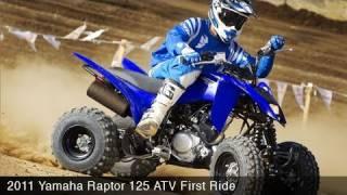 2. MotoUSA 2011 Yamaha Raptor 125 ATV