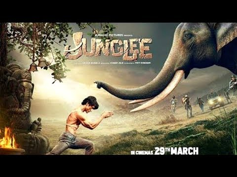 JUNGLEE 2019 || New Released South Full Hindi Dubbed Movie || Vidyut Jammwal, Pooja Sawant