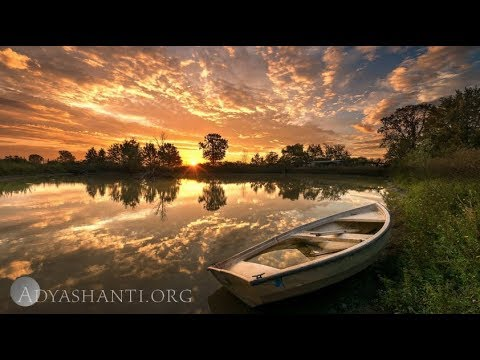 Adyashanti Guided Meditation: The Invitation Meditation