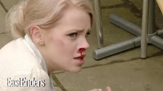 Lauren Punches Lucy - EastEnders - BBC