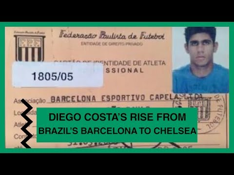 Video: Goal Documentary - Diego Costa's rise from Brazil's Barcelona to Chelsea