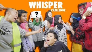 Video Whisper Challenge Ter-Rusuh | Gen Halilintar MP3, 3GP, MP4, WEBM, AVI, FLV Maret 2019