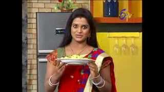 Abhiruchi - Carrot Green Rice - ETV Telugu - Youtube HD