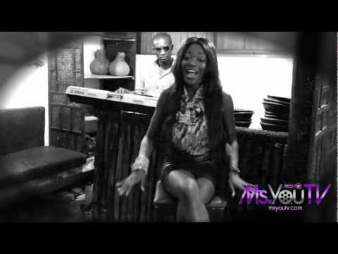 0 VIDEO: Efya Performs Cigarettes Live For MsYouTV!MsYouTv Efya