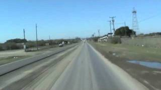 Freer (TX) United States  city pictures gallery : Rolling thru Freer TX.wmv