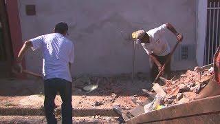 Prefeitura de Tupã realiza mutirão de limpeza para combater escorpiões