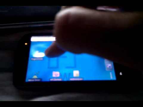 Video of FingerSmoke Live Wallpaper