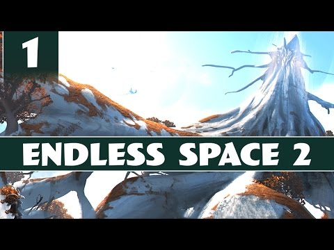 Endless Space 2 - Let's Play The Unfallen - Part 1 [1.0 Gameplay] (видео)
