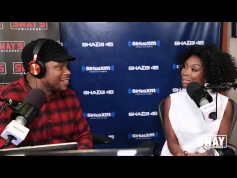 Brandy Interview On Sway In The Morning