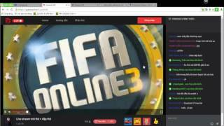 [FiFa Online 3]Playoffs Road to Thailand 2017 Bảng A: TG BẢO TRỌNG VS TRUNG HIẾU, fifa online 3, fo3, video fifa online 3