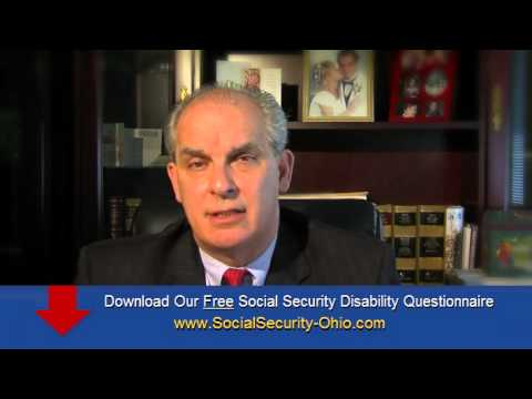 Cincinnati Social Security Disability Attorney – Download FREE Critical Evidence For your Claim