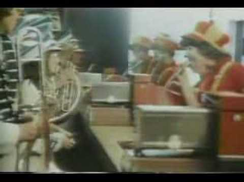 America's Burger King commercial 1977